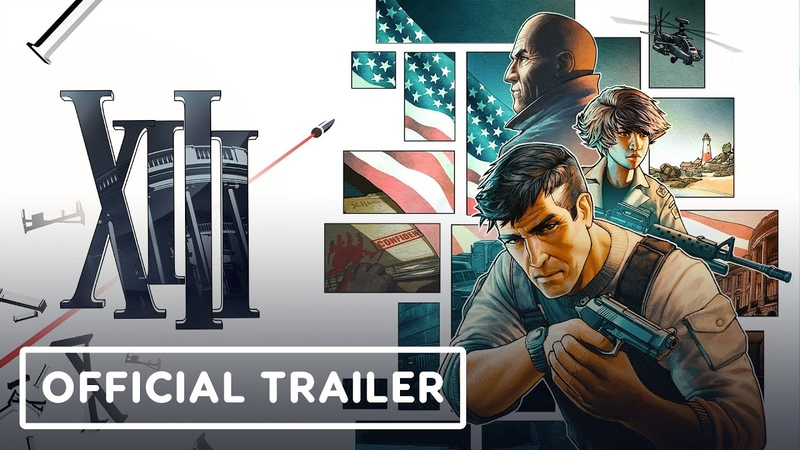 XIII Remake Official Gameplay Trailer Summer of Gaming