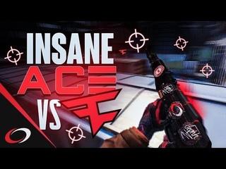 INSANE ACE vs FaZE - Best of dephh - CS:GO Highlights