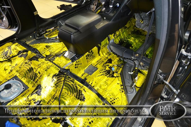Шумоизоляция Honda Accord, изображение №3