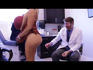 Allegra Cole - Mariza's Butt Implant Consult with Smith Plastic Surgery (Big Fake Tits, Bimbo, Busty, MILF, Ass, Saline)