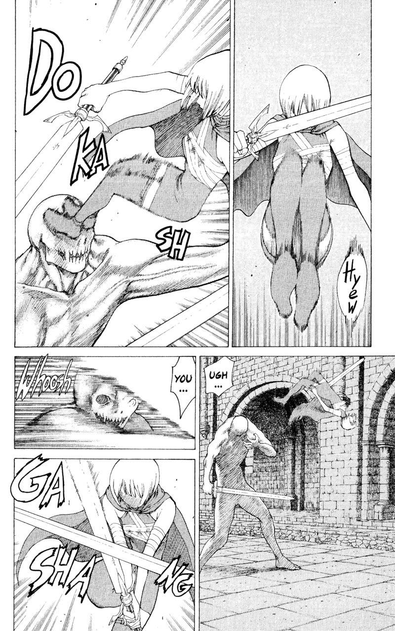 Claymore, Chapter 10, image #11