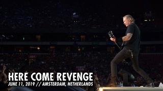 Metallica: Here Comes Revenge (Amsterdam, Netherlands - June 11, 2019)