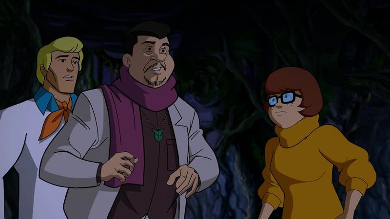 Скуби Ду Возвращение на остров зомби Scooby Doo Return to Zombie Island 2019