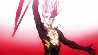 Fate/Apocrypha - Siegfried VS Karna [60FPS] (Bluray)