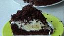 Как приготовить шоколадный торт с бананами норка крота