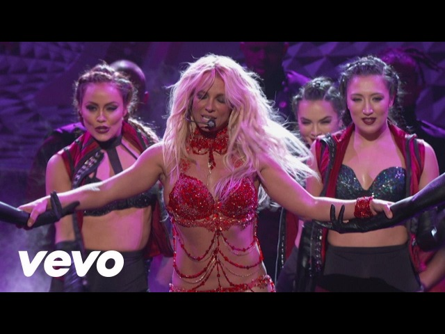 Britney Spears Megamix Live from the 2016 Billboard Music Awards