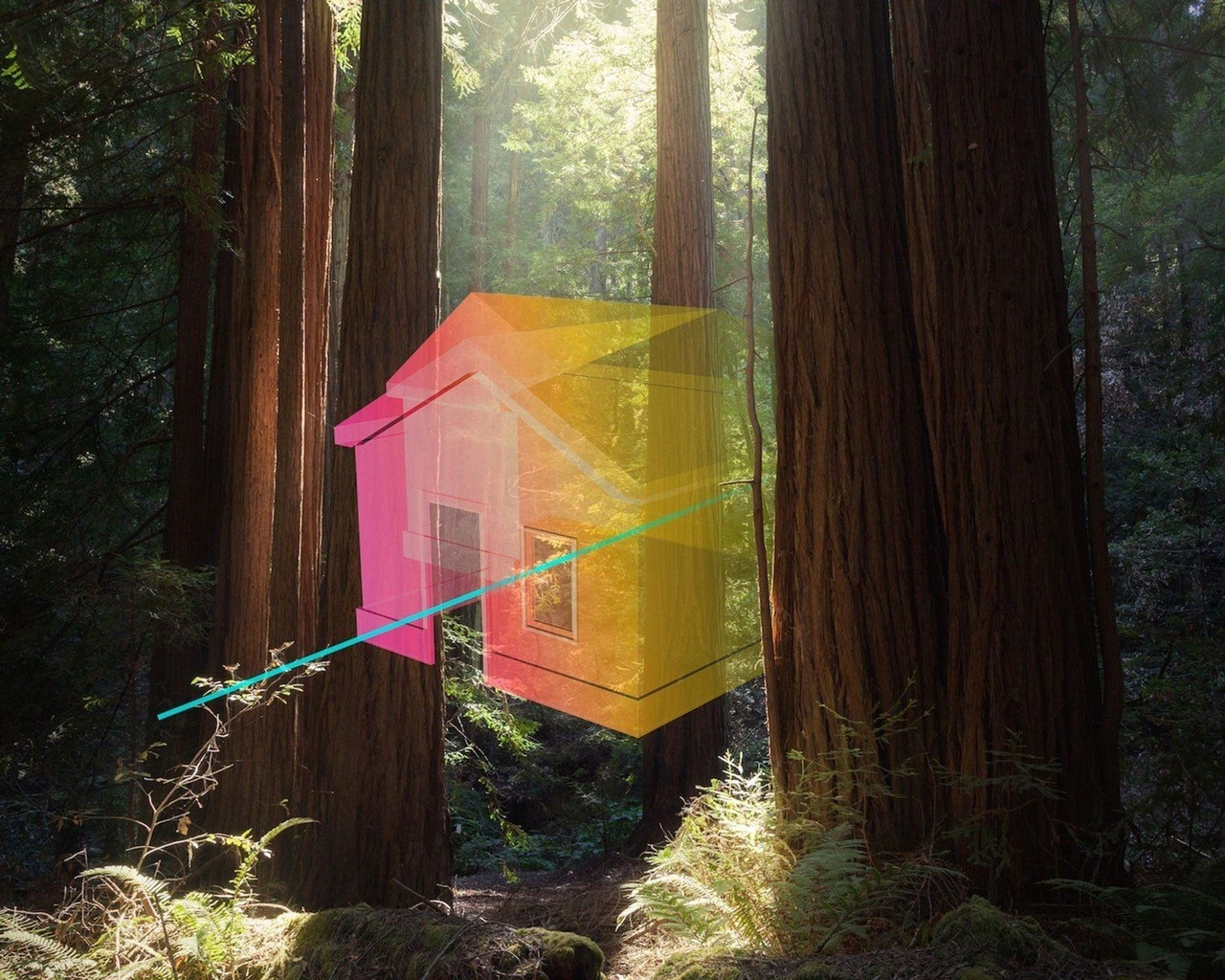 MARK DORF'S SURREAL MIX OF PHOTOGRAPHY