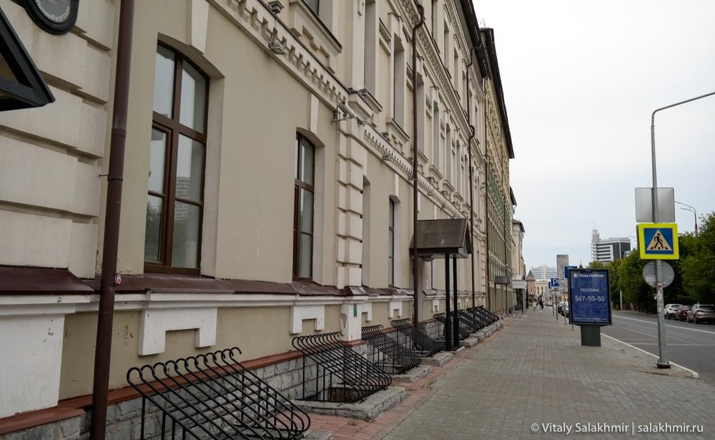 Улица Петербургская, Казань 2020