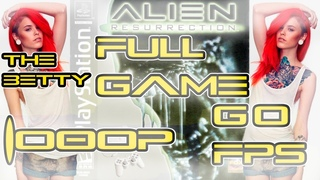 #Alien #Resurrection [#PS1] #Полная #Игра #Уровень 10 #Бетти #Жесткий #60FPS