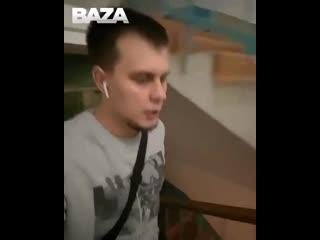 В Крымске мужик чуть не умер на лестнице в подъезде