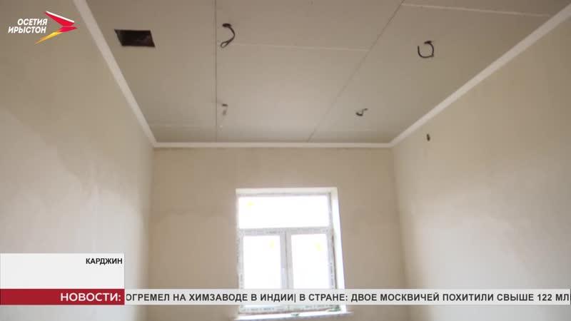 Журналисты побывали на строящихся объектах Кировского района в рамках пресс тура