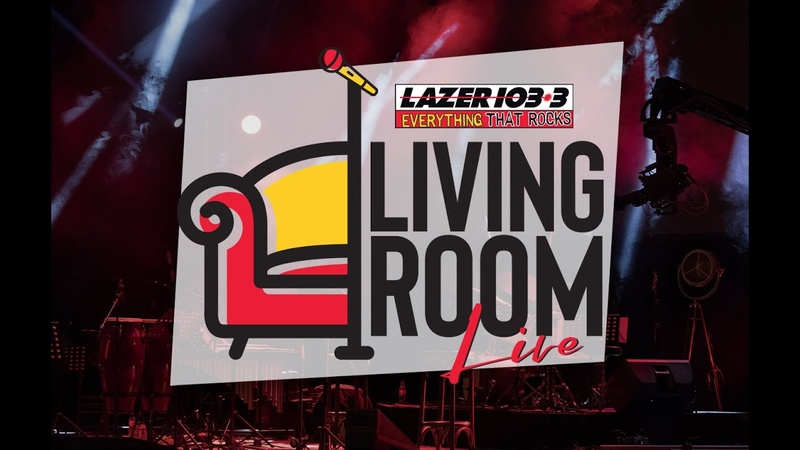 LAZER's Living Room Live Theory of a Deadman