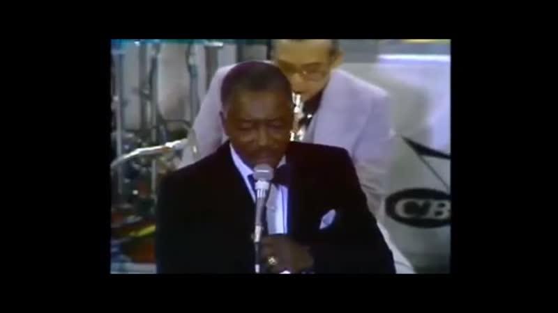 COUNT BASIE JOE WILLIAMS – Well Alright, Okay, You Win (HD)