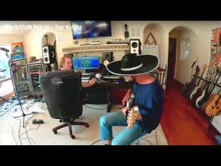 III - 2 Papa Roach recording live from the bubble - #PapaRoach on #Twitch | #Papa_Roach