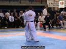 2010 Shinkyokushin EC Logrono: Gabor Rozsa - Asqar Ghanbari, men 70 kg