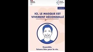 Masque interdit, Passe sanitaire illégal, Obligation responsable de vaccination