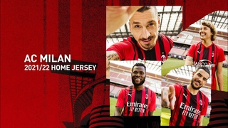 #MoveLikeMilan | Here's Our New 2021/22 Home Shirt 🔴⚫