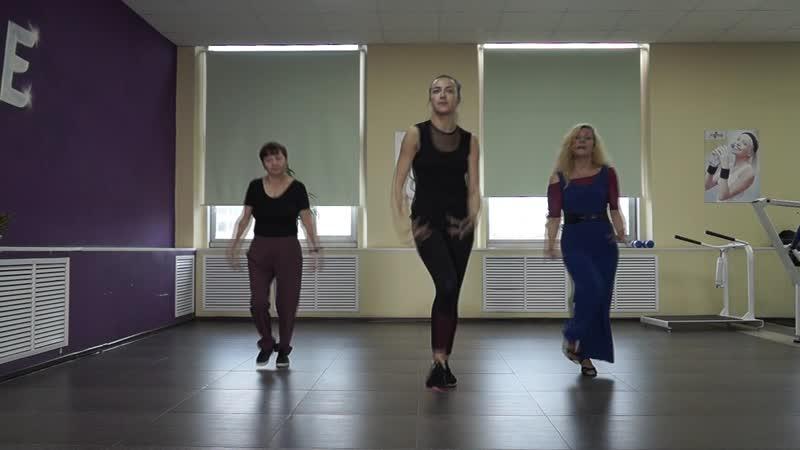 FitStyle dance проект Латино