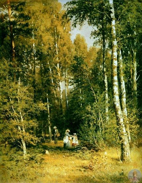 25 декабря родился Иван Иванович Шишкин (1832-1898) - выдающийся русский художник-пейзажист, живописец, рисовальщик и гравёр-аквафортист.