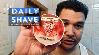Massacre of the Innocents Shaving Soap. MilkSteak Base   The Daily Shave