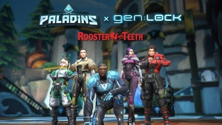 Paladins x gen:LOCK - Arrives July 2021!