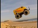 Tamiya Lunchbox Brushless Most Fun RC Beach Basher Ever 2S Lipo 3500kv RC Monster Truck