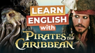 Learn English with Pirates of the Caribbean 2   Jack Sparrow vs Davy Jones