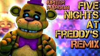 SFM| A Familiar Face | TLT - Five Nights at Freddy's remix by Jupiter Maroon