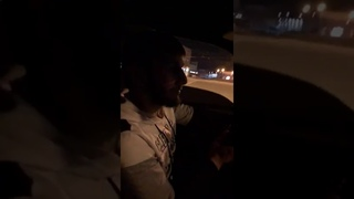 В Петербурге кавказец стал стрелять из автомата из машины