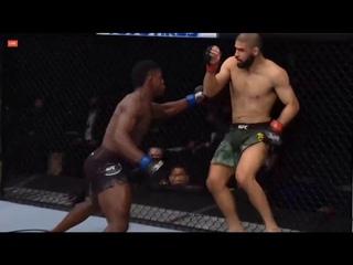 UFC 254: JACOB MALKOUN  VS PHILLIP HAWES