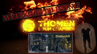 Welcome to Dying - new drum performance by Thomen Stauch for TDC - Blind Guardian -  LIVE! version