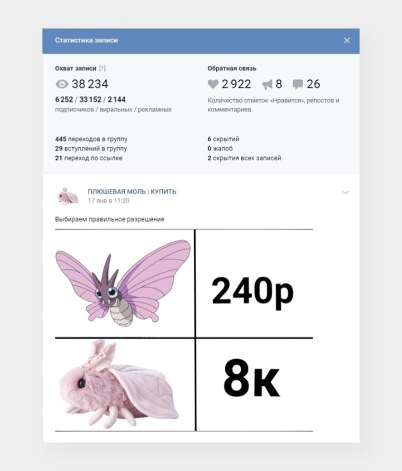 Как заработать 3 000 000 рублей на продаже мягкой игрушки ВКонтакте, изображение №13