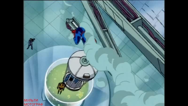 Человек-паук s02e05.Mutants.Revenge