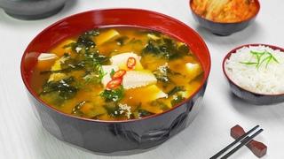Суп КИМЧИ. Корейская кухня. Рецепт от Всегда Вкусно!