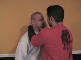 Sammy Franco - Feral fighting