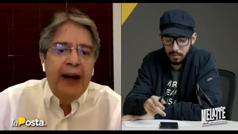 """Kost Con un trabajo firme estable de por lo menos $120 al mes"""" Guillermo Lasso Saque sus"""