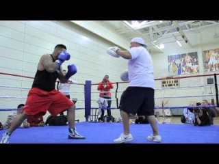 Chris Arreola workout for stiverne by mitch allen - EsNews Boxing