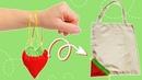 Bolsa Ecológica Plegable de Compras Diy Shopping Bag