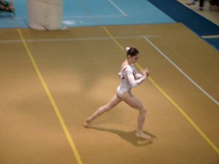 Mustafina Aliya - FX - Russian Championships 2009 - CII