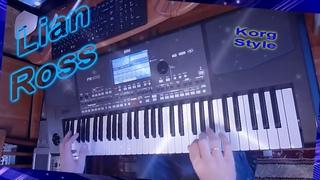 Lian Ross - Say You'll Never (Korg Pa 600) EuroDisco80 Cover