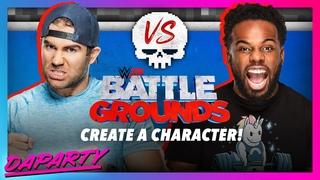 DaParty Plays WWE 2K Battlegrounds: Create-A-Wrestler Fatal 4-Way!!!