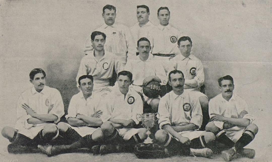 ФК Реал Мадрид 1905