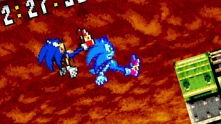УЧИМСЯ ТРЮКАМ   Sonic Advance 2 #2