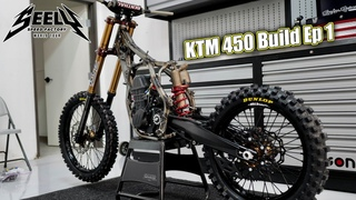 KTM 450 Build Ep 1