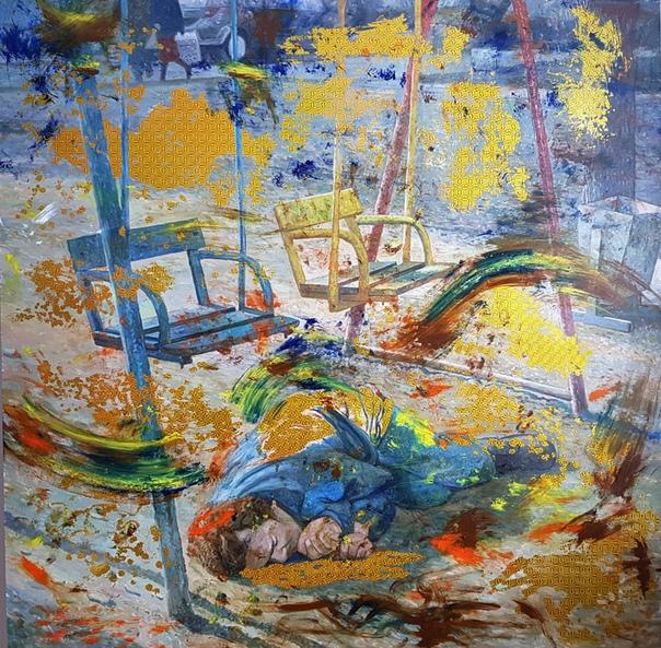Владимир Владимирович Потапов родился в 1980 г. в Волгограде. Получил художественное образование в институте искусств им. П. А. Серебрякова (Волгоград) в 2000-2001 годах. В дальнейшем выпускник