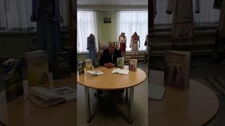 Беседа с Ш.Х. Иматдиновым, членом Союза писателей Республики Татарстан