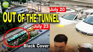 The Top Secret of Zhengzhou Severe Flood: The 24 hours of the Tunnel/Flooded within 5 minutes