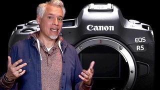 Canon EOS R5 8k is REAL (megapixels revealed)! Also Canon C300 Mark III