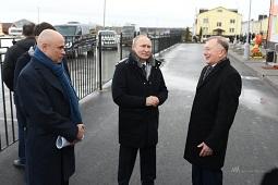 Владимир Путин высоко оценил инфраструктуру Усманского района