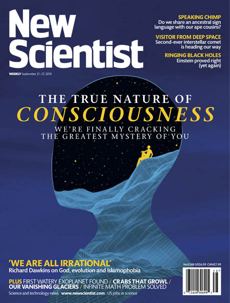 New Scientist 21 09 2019
